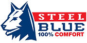 Steel Blue Boots
