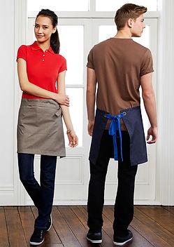 waitor uniform, waitress uniform