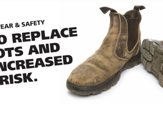 When Should I Replace My Old Work Boots?