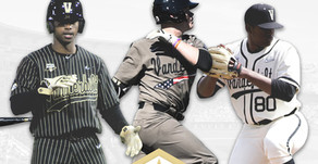 Vanderbilt Wins 3rd Consecutive D1 Uniform Voting Tournament