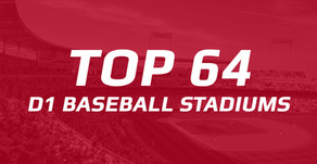Top 64 College Baseball Stadiums