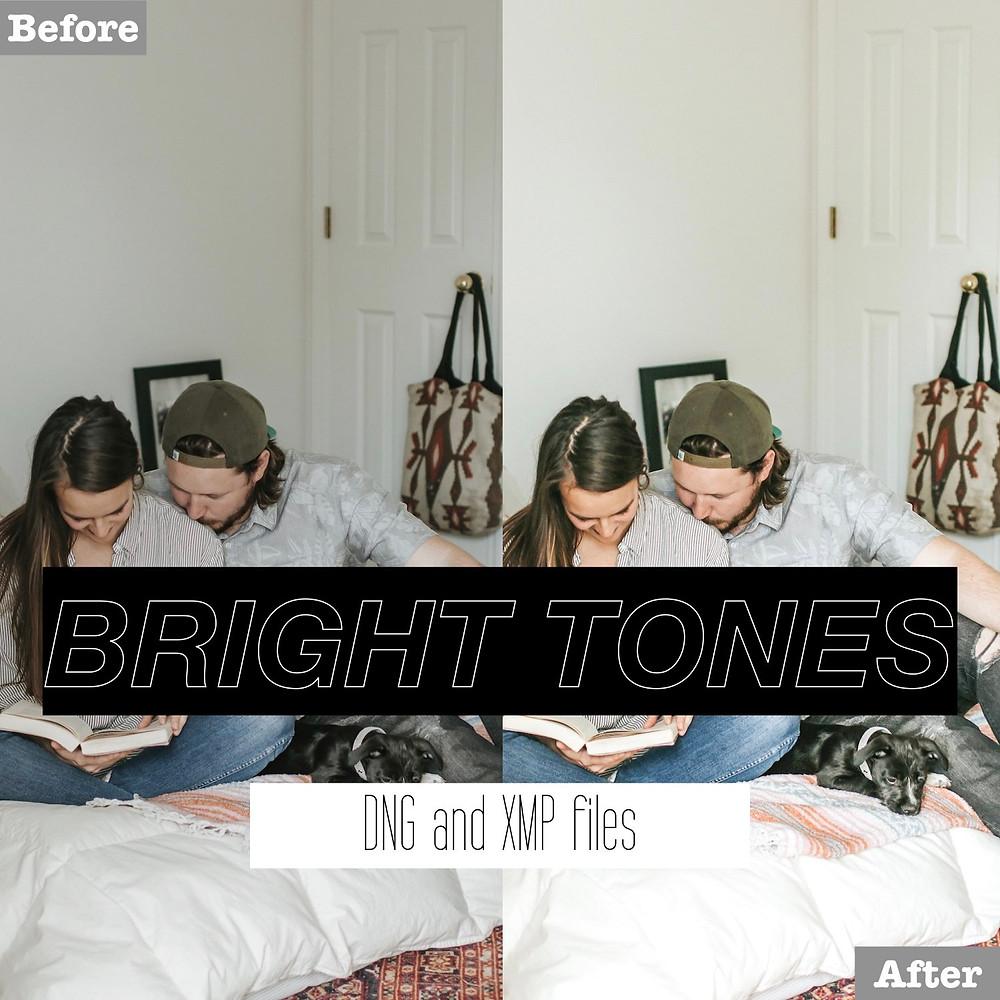 Bright Lightroom Presets
