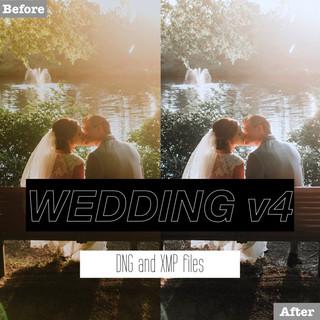 Free Wedding v4 Lightroom Presets