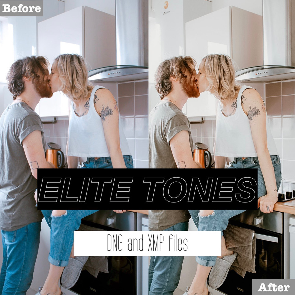 Elite Tones Lightroom Presets
