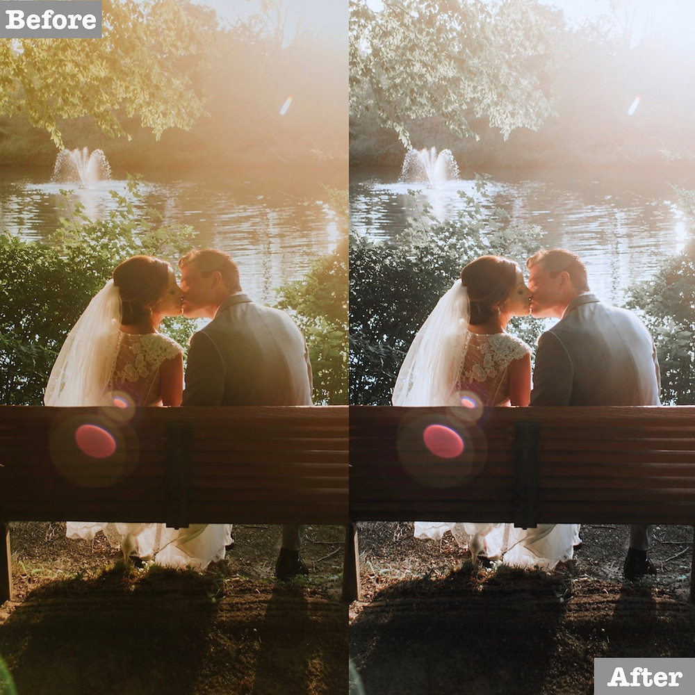 Wedding v4 Preset, for couple photos