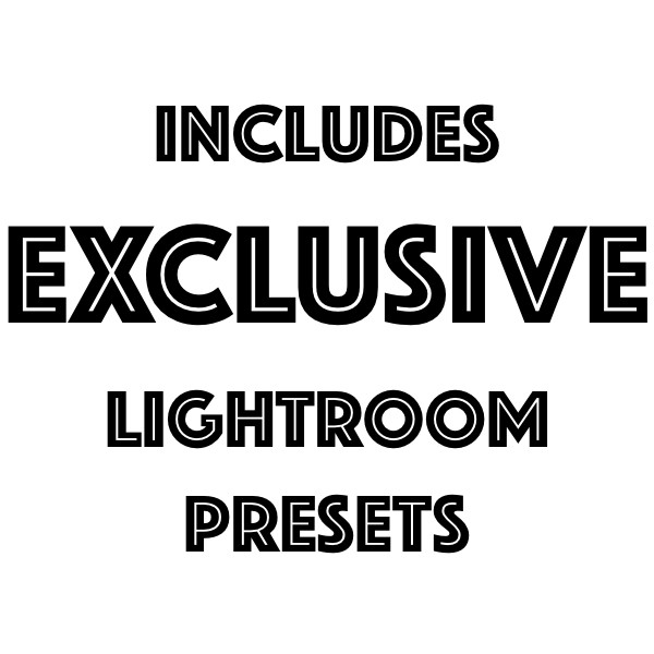 Exclusive Lightroom Presets