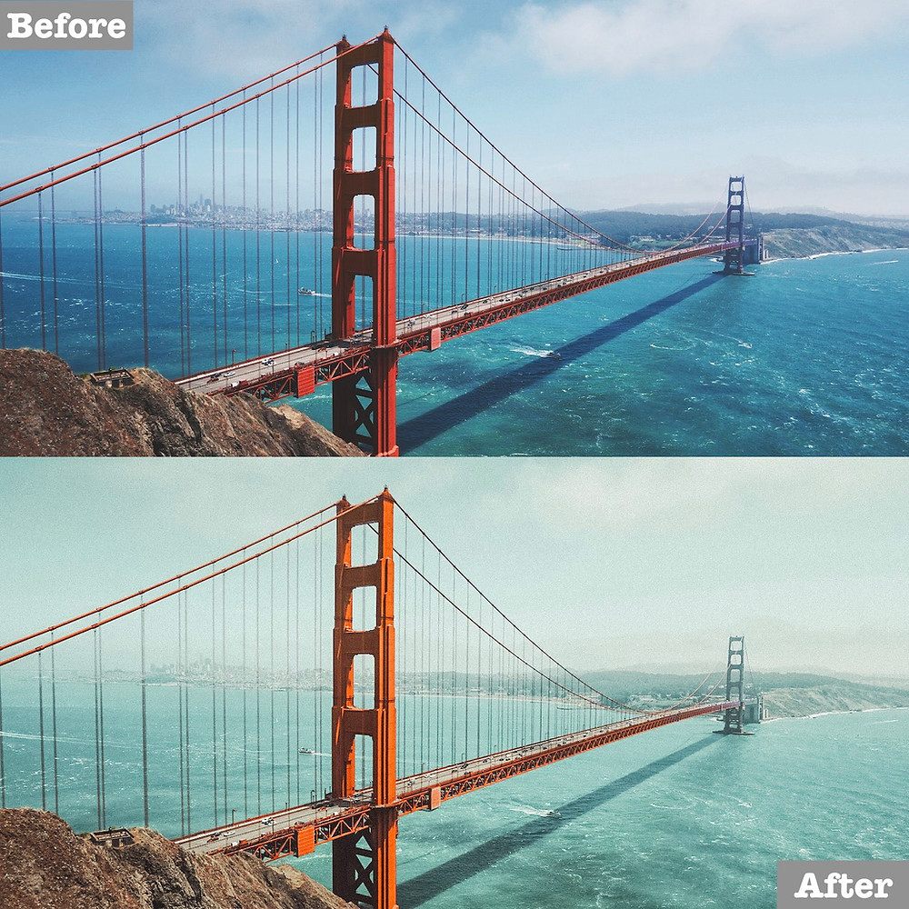 California Presets, Included in Collection