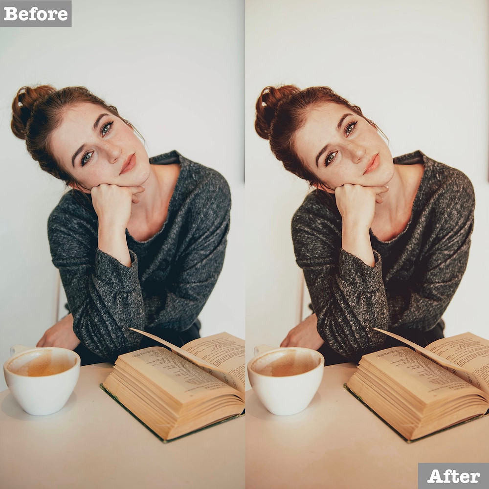 Coffee Lightroom Presets, Free Download Available