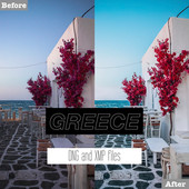 Free Greece Lightroom Presets
