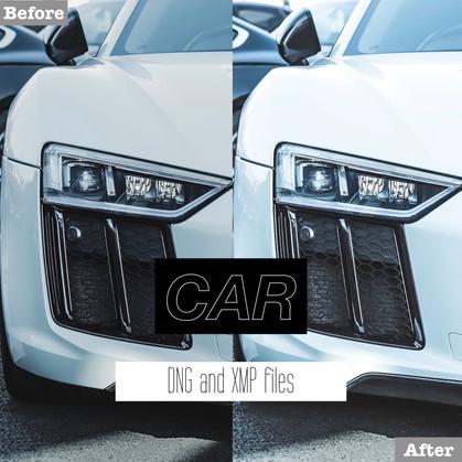 Free Car Lightroom Presets