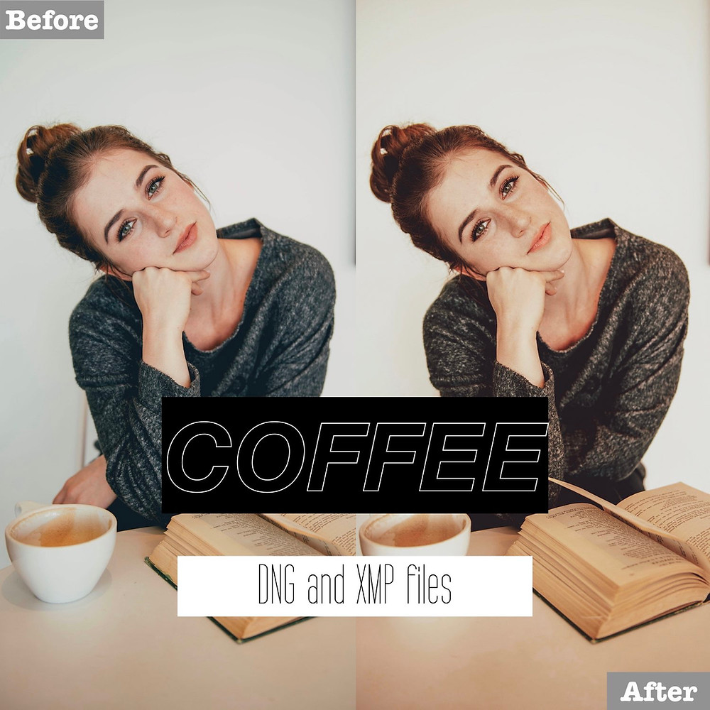 Coffee and Cozy Lightroom Presets