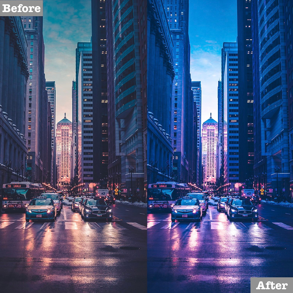 Another Edit with City Preset, Click to Get
