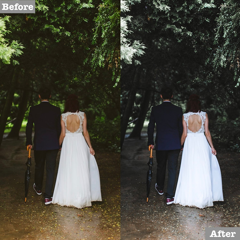 Wedding v4 is my Favorite Wedding Photography Preset, Click to get