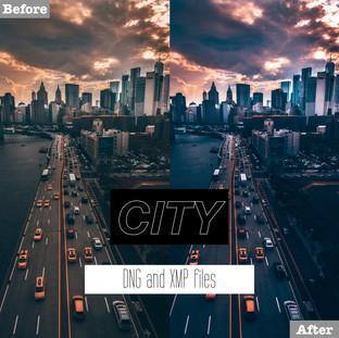 Free City Lightroom Presets