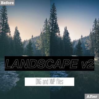 Free Landscape v2 Lightroom Presets