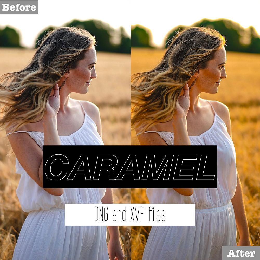 Caramel Lightroom Presets