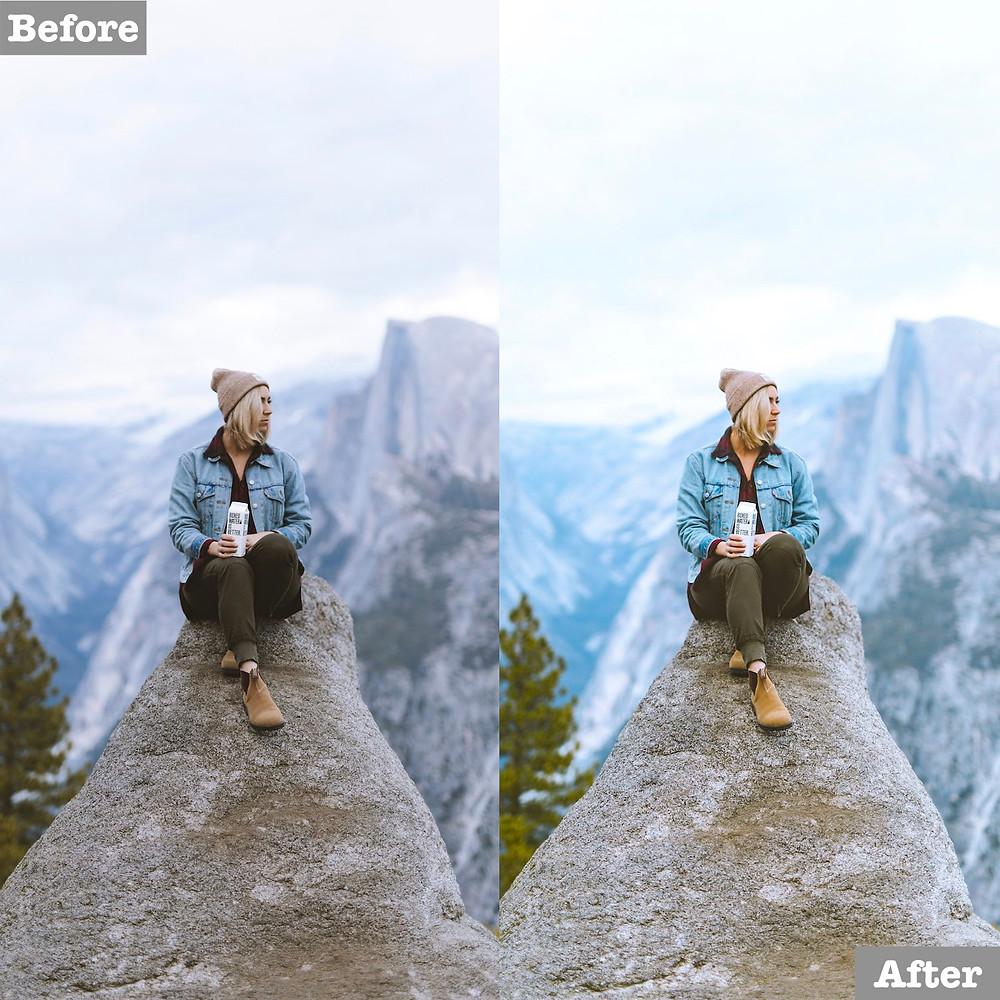 Chris Burkard Edit, Outdoor Preset, Click to Download