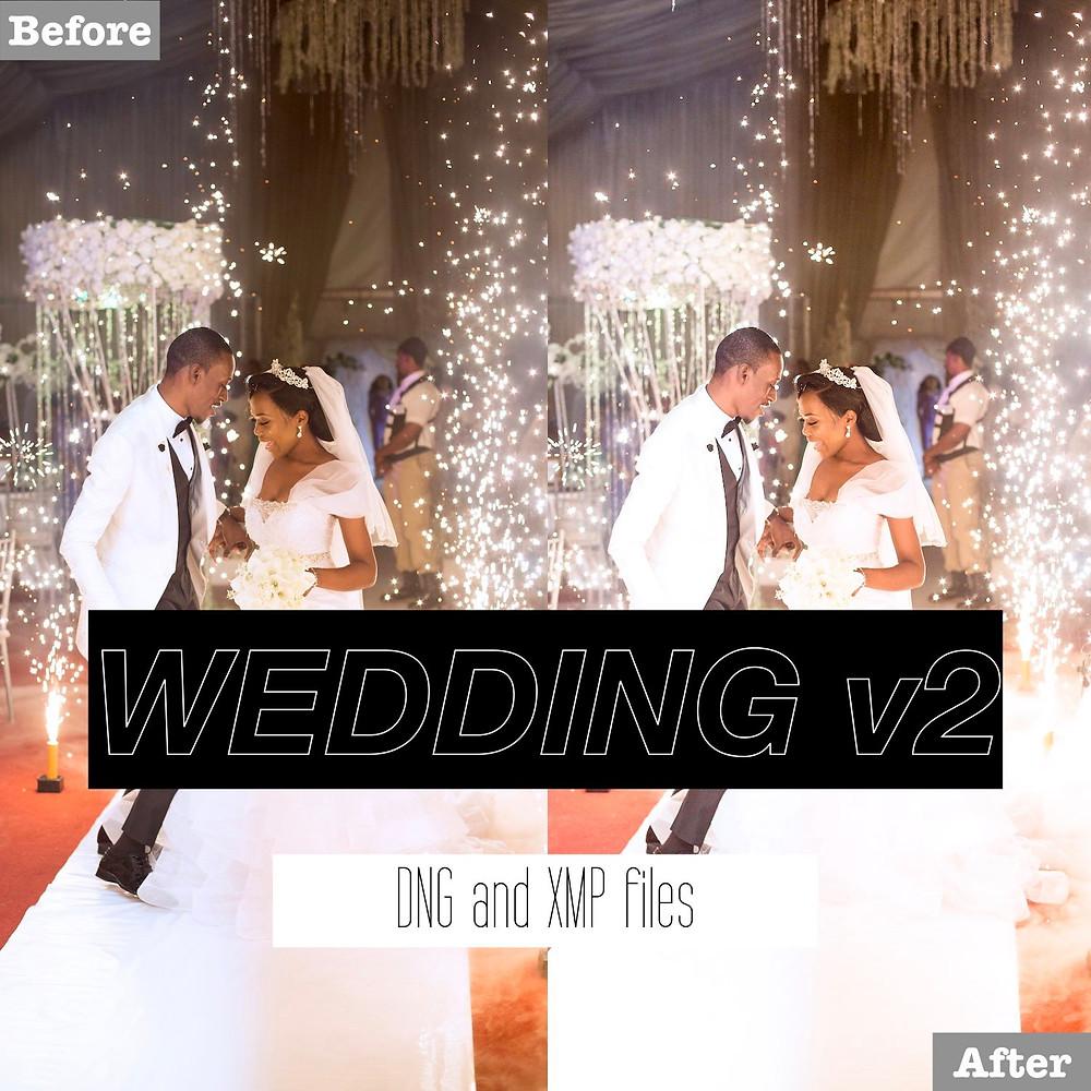 Wedding Photography Lightroom Presets