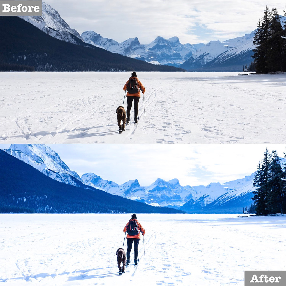 Frozen Lightroom Presets, Free Download Available
