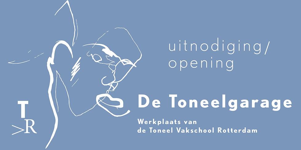 OPENING 'DE TONEELGARAGE'