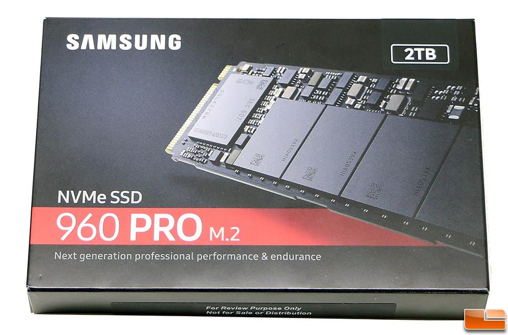 Smasung 960 Pro 2TB SSD M.2