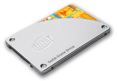 Intel Solid State Drive - We Can Install