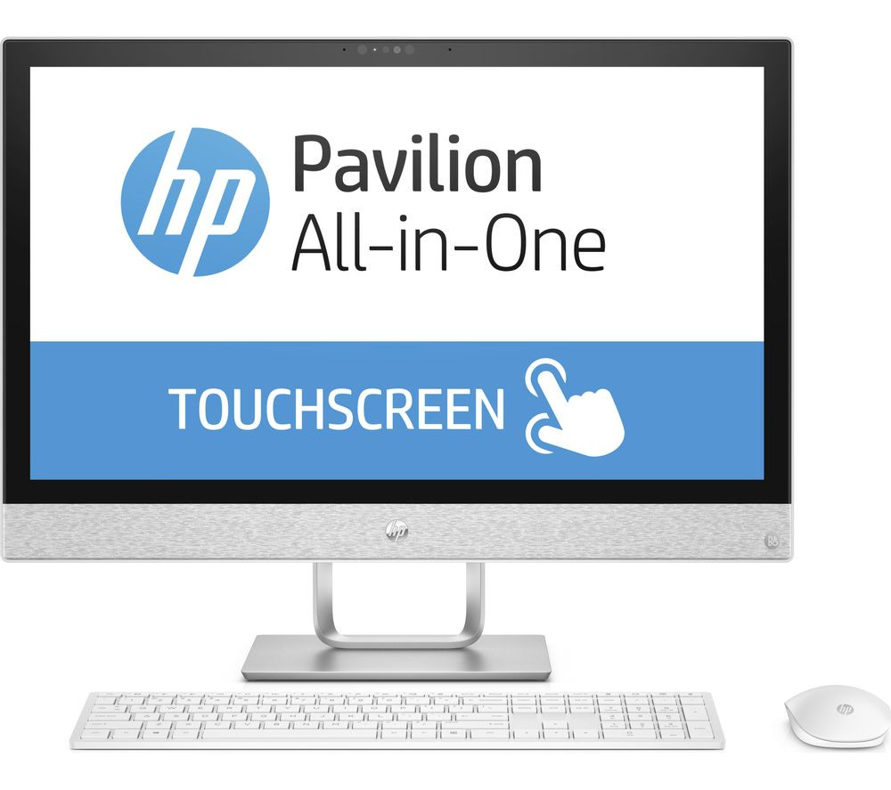 HP Pavilion All-in-One Touch Screen