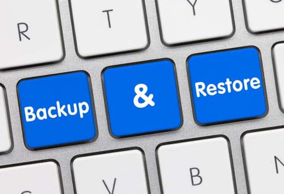 Backup Your Data Daily - Restore in Disaster