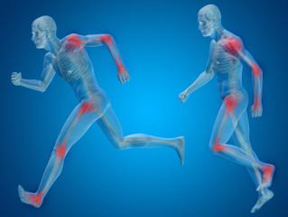 Winterzeit –  die Gelenks-und Muskelschmerzen nehmen zu