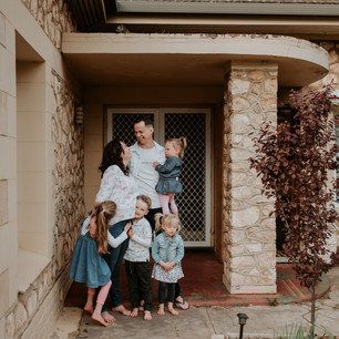 Life at Home with the Hays I Adelaide Hills Family Photographer