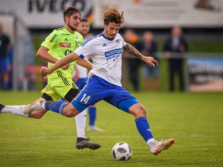 FC Linth 04 verstärkt sich mit Genc Krasniqi