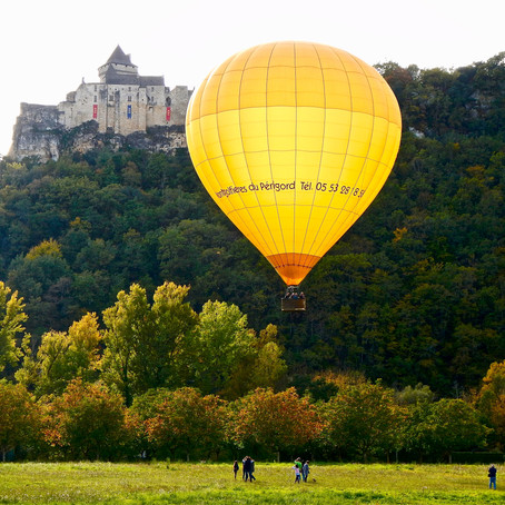 Autumn in the Dordogne - the Best!