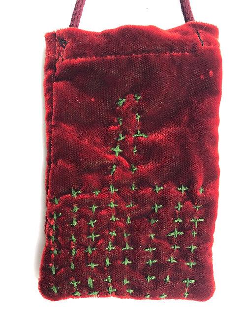 Velvet Phone Pocket
