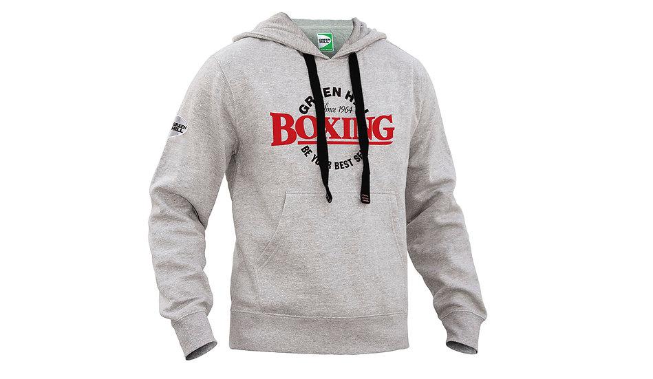 Unisex Boxing Hood Sweatshirt