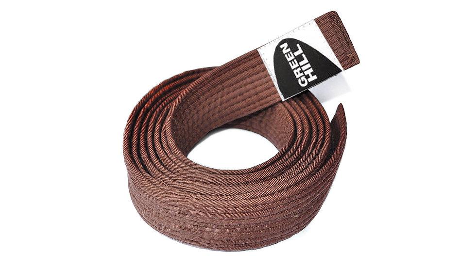 Judo Belt Brown
