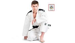 Green Hill_judogi professional_banda ner