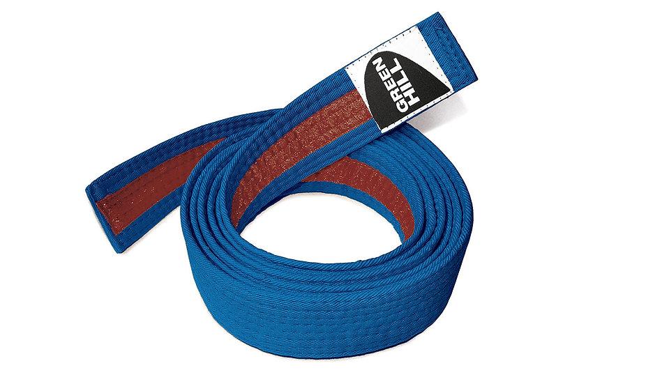 Cintura Blu-Marrone