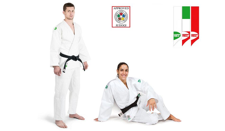 Professional IJF 750g/m2 bianco fine serie