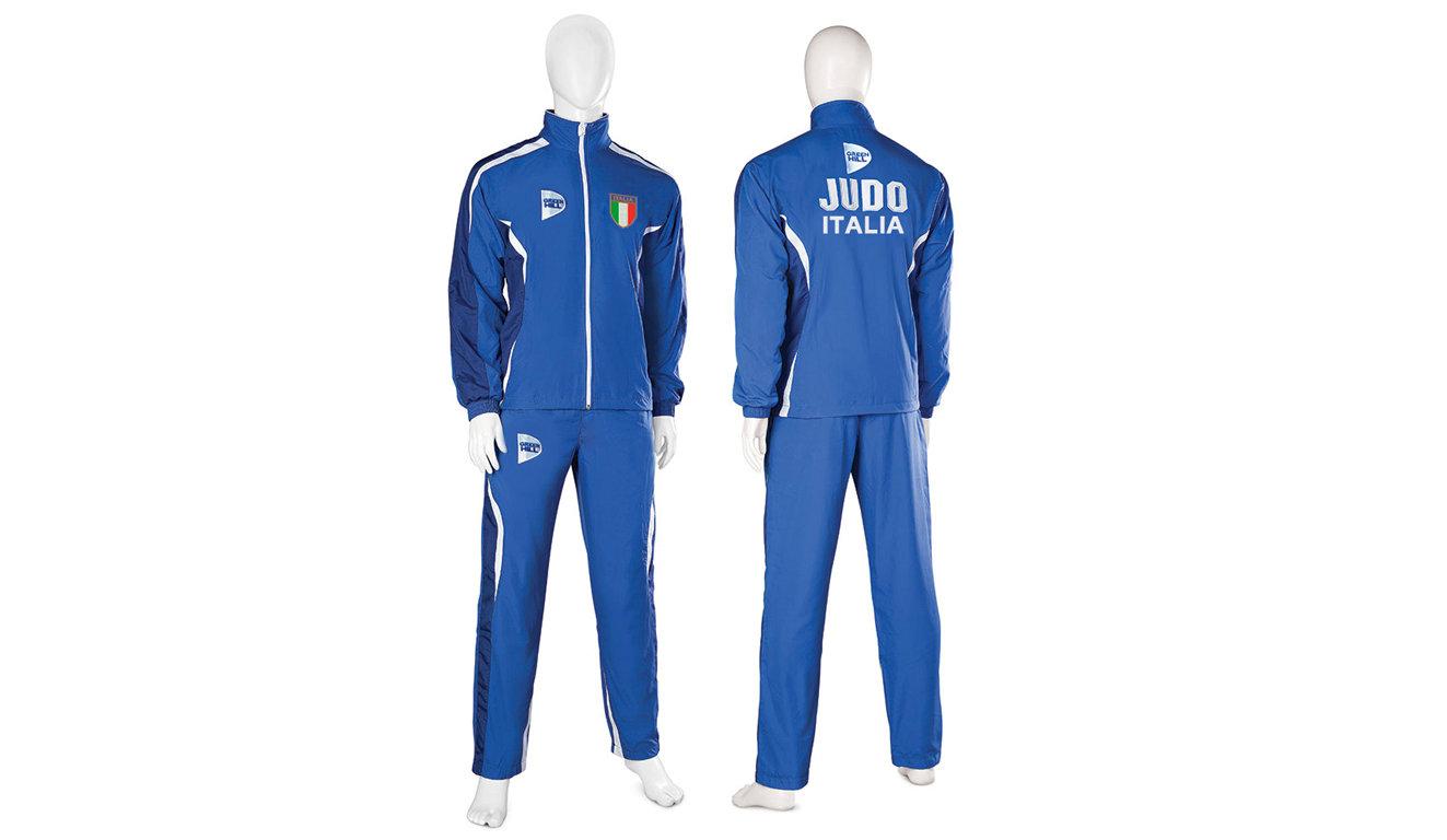 buy online 283bc 4333e Tuta Sportiva Italia