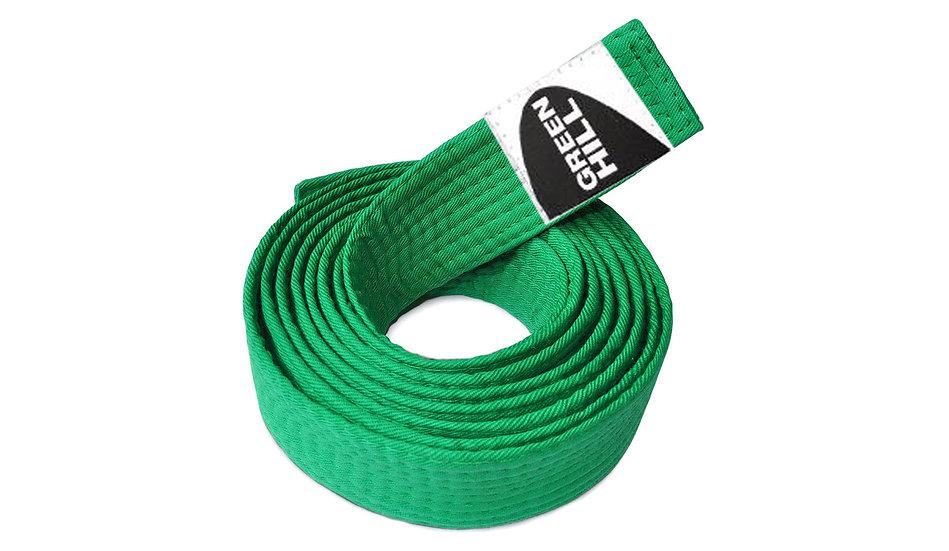 Judo Belt Green