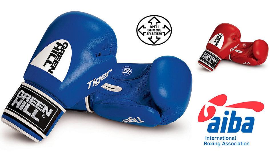 Boxing Gloves Tiger Aiba