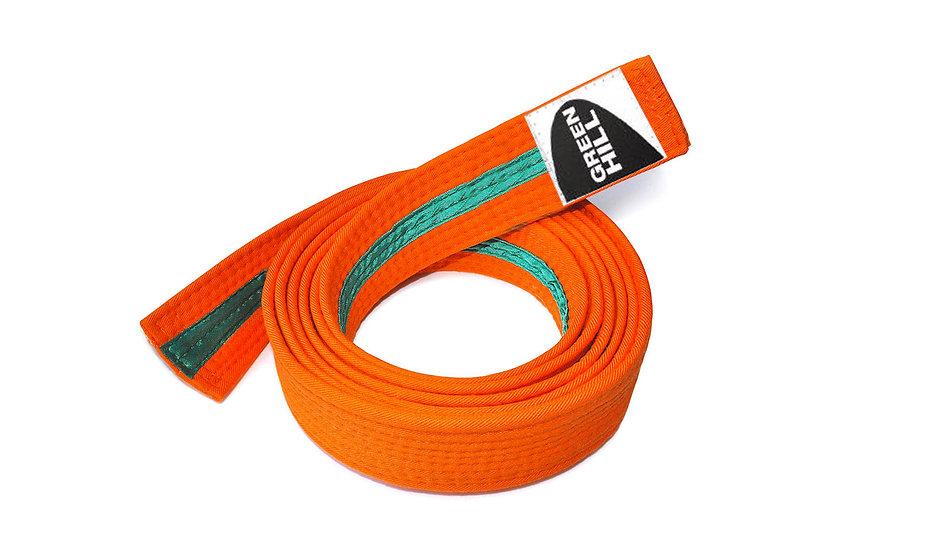 Cintura Arancio-Verde
