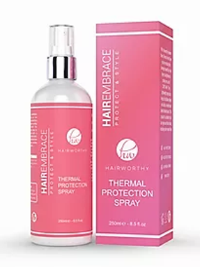 Hairworthy Hairembrace Heat Protection spray