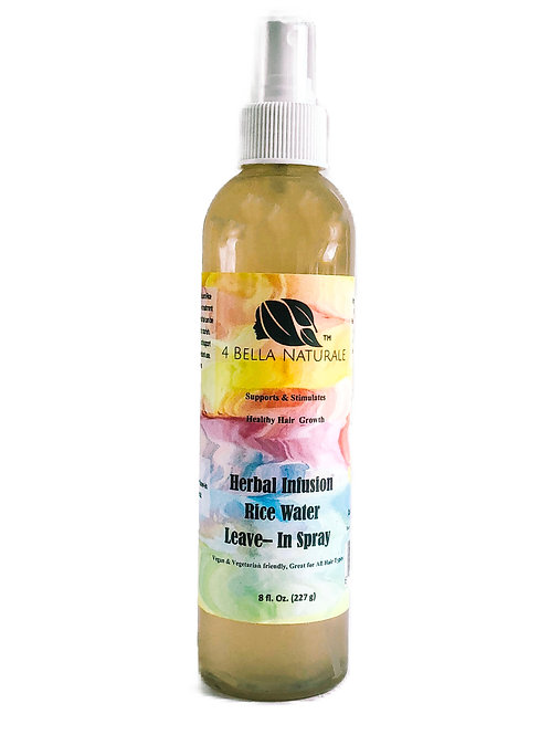 Herbal Infusion Rice Water Leave-in Spray