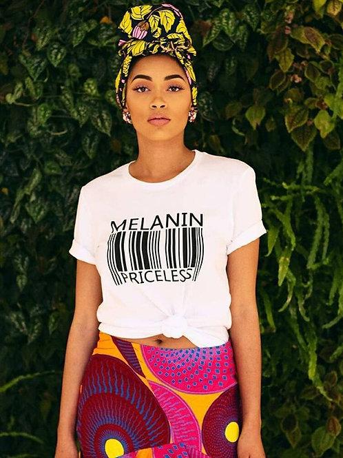 Melanin Priceless Shirt