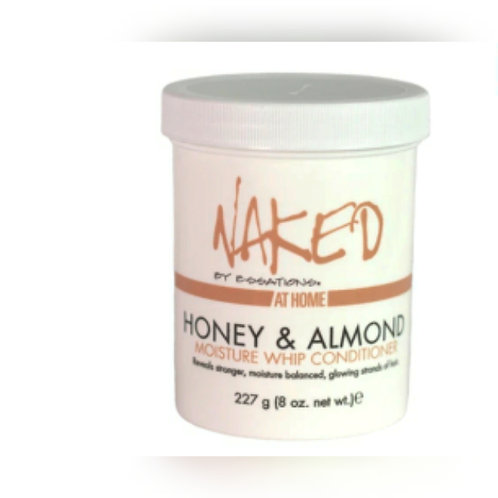 Naked By Essasions Honey & Almond Moisture Conditioner