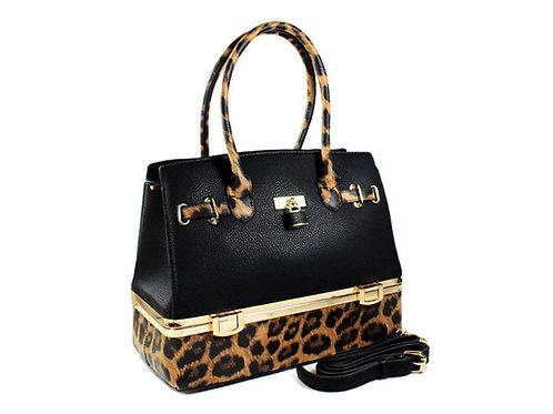 Lizzy Leopard - Black