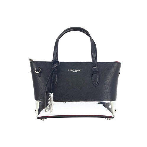 Maria Carla Women's Fashion Luxury Leather Handbag-Small Purse
