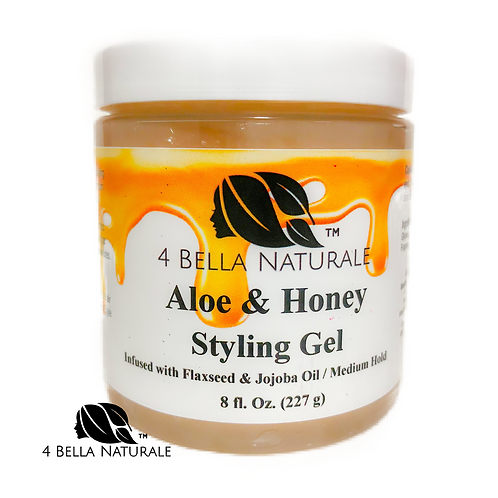 Aloe & Honey Styling Gel