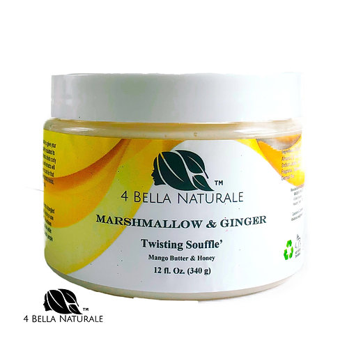 Marshmallow & Ginger Twisting Souffle